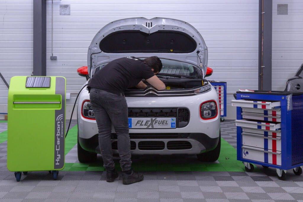 Decarbonizzazione auto